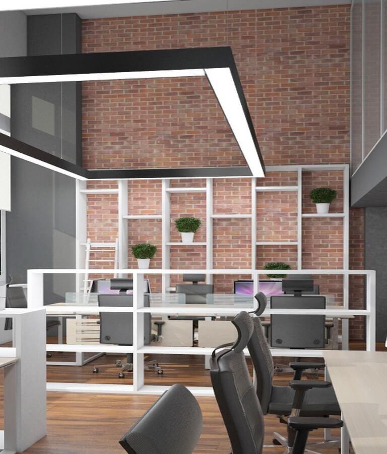 дизайн офисов в современном стиле